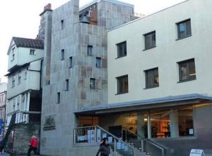 Storytelling Centre- Edinburgh Google Image Search: http://thingstodo.viator.com/edinburgh/files/2012/11/story.jpg